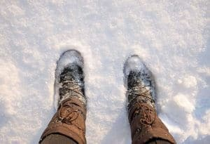 Cold Weather Foot Tips