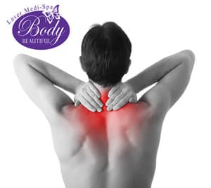ain laser treatment for Neck Pain Moon Twp
