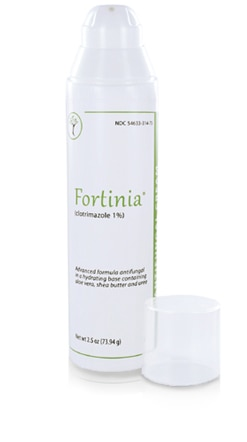 Antifungal Cream antifungal in a hydrating base containing aloe vera, shea butter and urea