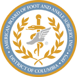 board certified podiatrist near me