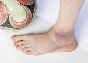 contrast bath sport injury