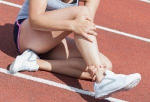 ankle tendonitis