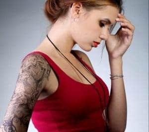 Tattoos and Eczema