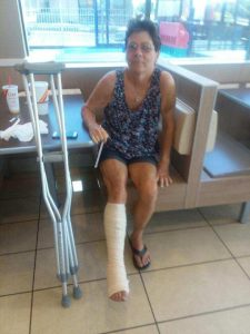 ankle sprain doctor near me